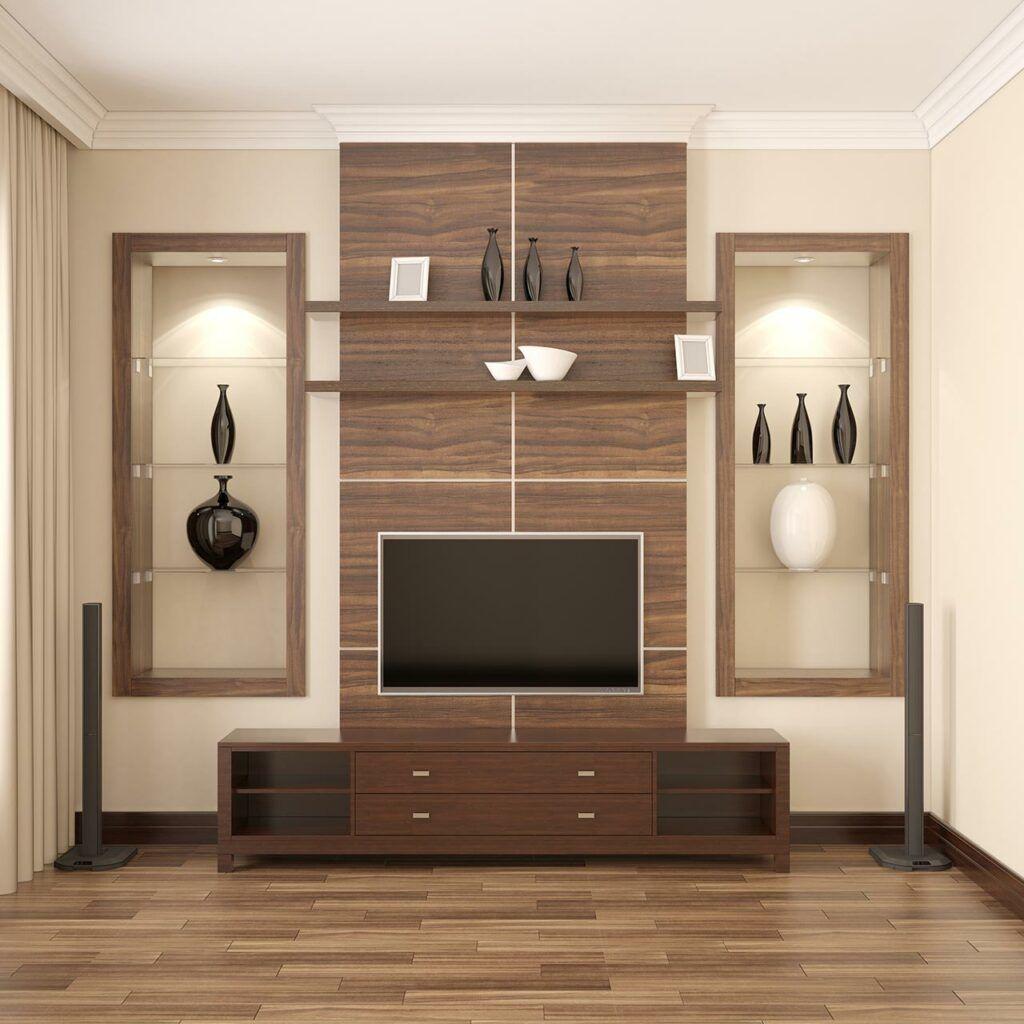 TV Unit Design Ideas For Living Room